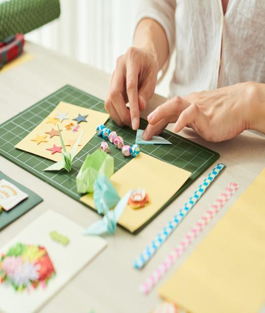 learn to craft with Rachel